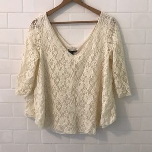 Tops - American Eagle Lace Top